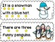 Simple Sentences for Guided Reading in ENGLISH JANUARY