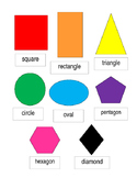 Simple Shape Pictures