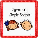 Simple Shapes Symmetry