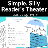 Simple, Silly Reader's Theater, Main Idea & Supporting Det