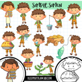 Simple Simon Clip Art Collection