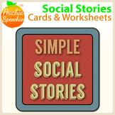 Simple Social Behavior Stories for School