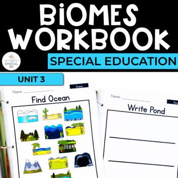 Simple Social Studies: Geography Biomes Workbook