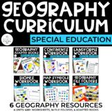 Simple Social Studies: Geography Curriculum Bundle