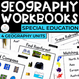 Simple Social Studies: Geography Workbooks