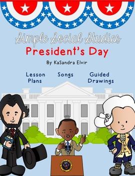 Simple Social Studies President's Day