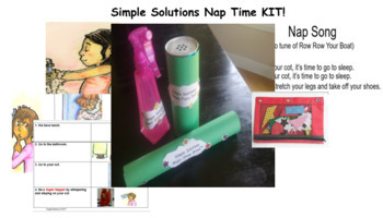 Simple Solutions Nap Time Tool Kit