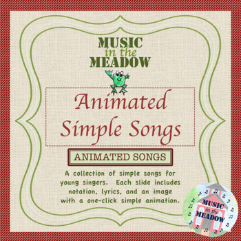 Simple Songs Simply Animated