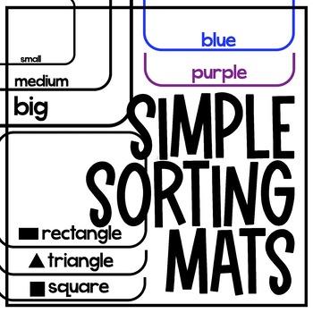 Simple Sorting Mats
