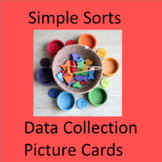 Simple Sorts: Picture Cards, Data Collection, IEP Goal