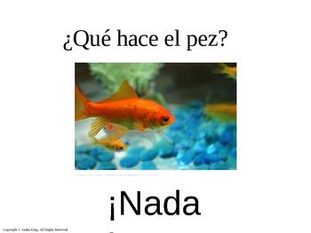 Simple Spanish Chistes (Jokes) Interactive Grammar Power Point