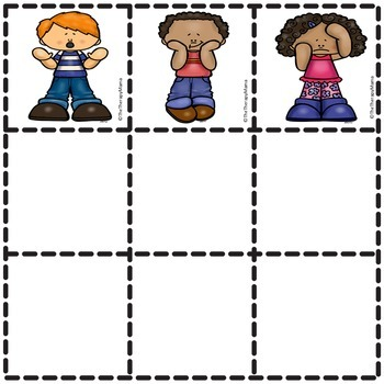 Emotions Sight Word Reading Book and Kit Visual Readers Special Education