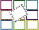 Simple Squared Borders