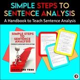 Simple Steps to Sentence Analysis Grammar eBook