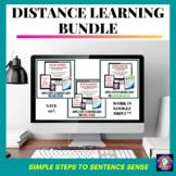 Grammar   Simple Steps to Sentence Sense for Distance Lear