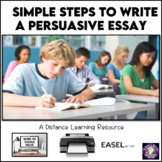 Simple Steps to Write a Persuasive Essay in Google Drive f