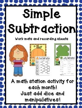 Simple Subtraction