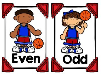 """Simple Subtraction Math Centers """"Basketball Is My Favorite Sport"""""""