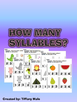 Simple Syllables