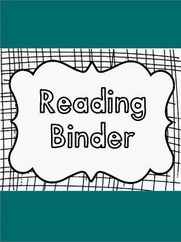 Simple Teacher Binder Covers