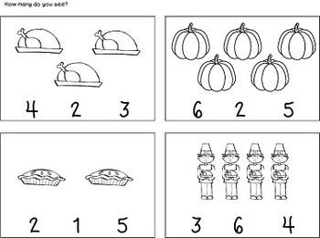 Simple Thanksgiving Math