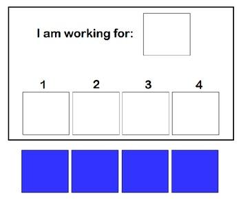 Simple Token Reinforcement Board