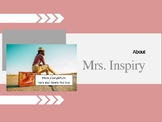 Simple & Useful Teacher's self intro PPT Template