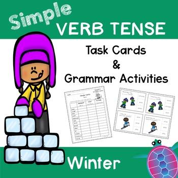 Simple Verb Tense - Winter