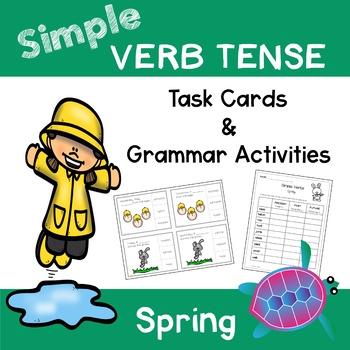 Simple Verb Tense - Spring