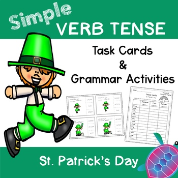 Simple Verb Tense - St. Patrick's Day
