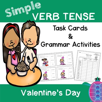 Simple Verb Tense - Valentine's Day