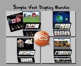 Simple Vest Display Bundle - PCS
