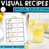 Simply Visual Recipes: Drinks