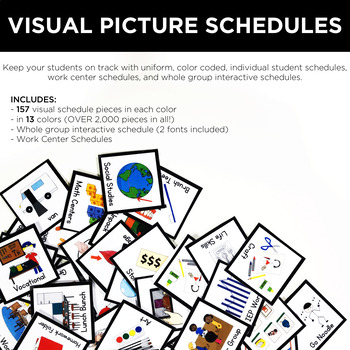 Simple Visual Schedules