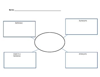 Simple Vocabulary Web