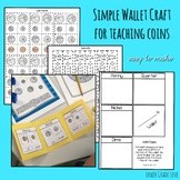 Wallet Craft for Teaching Money/Coins