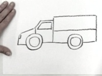 Simple Ways to Draw Four Vehicles