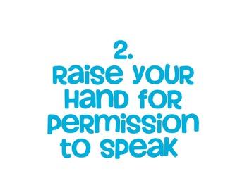 Simple Whole Brain Teaching Rules
