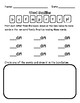 Simple Word Family Worksheets
