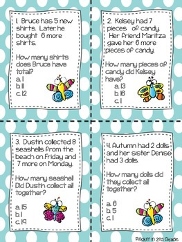 Simple Word Problems