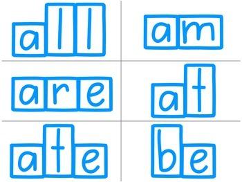 Simple Word Wall Words
