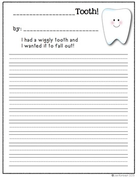 Simple Writing Activities Inspired by Picture Books FREEBIE