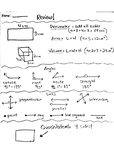 Simple and Basic Geometry Review Page