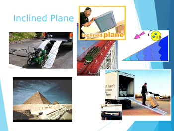 Simple and Complex Machines Powerpoint