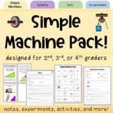 Simple and Compound Machines Sort