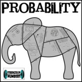 Simple and Compound Probability Cooperative Elephant Puzzle