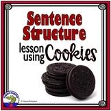 Sentence Structure Activity - Simple, Compound, Complex, and Compound-Complex