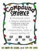 Simple and Compound Sentences - Christmas