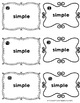 Simple and Compound Sentences Cooperative Learning: Peer-Check-Review