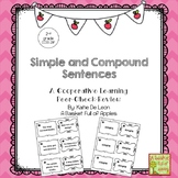 Simple and Compound Sentences Cooperative Learning: Peer-C